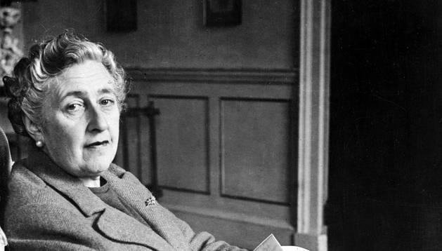 Agatha Christie, dama del misterio.