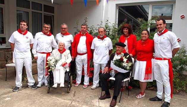 Fiestas en Navarra - 15 de septiembre