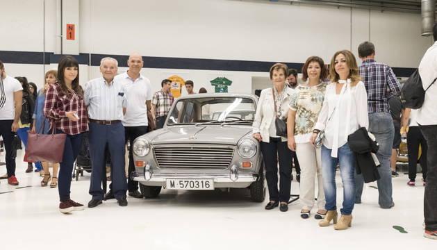 Jornada de puertas abiertas en Volkswagen Navarra