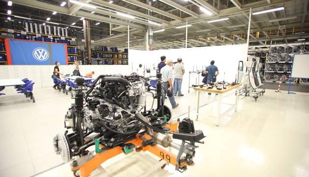 El sábado 12 de septiembre Volkswagen Navarra celebró una jornada de puertas abiertas