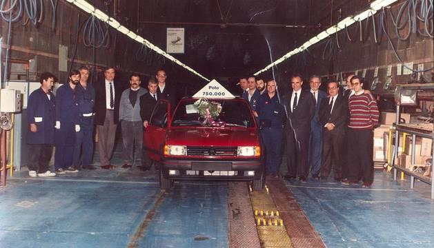 Volkswagen Navarra cumple 50 años