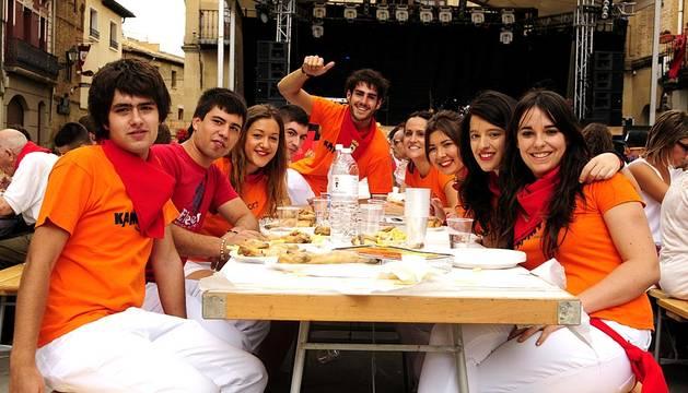 Fiestas en Navarra - 16 de septiembre