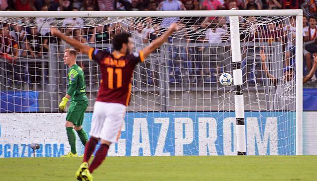 La Roma sorprende a un Barça demasiado blando (1-1)