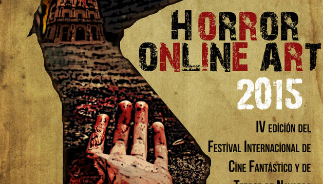 Comienza la IV edición del festival Horror Online Art de Navarra