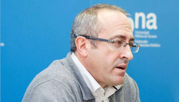 Iñaki Pérez de Landazabal, director de la Cátedra Aditech
