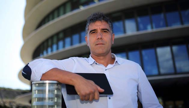 Sergio Peñalber Primo se responsabiliza del área técnica de BlackBinder.