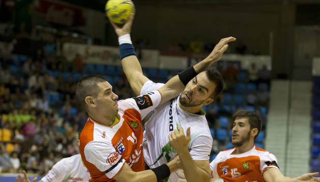 Alejandro Costoya, contra Granollers.