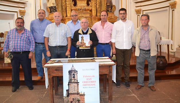 Un libro para entender la riqueza de San Gregorio