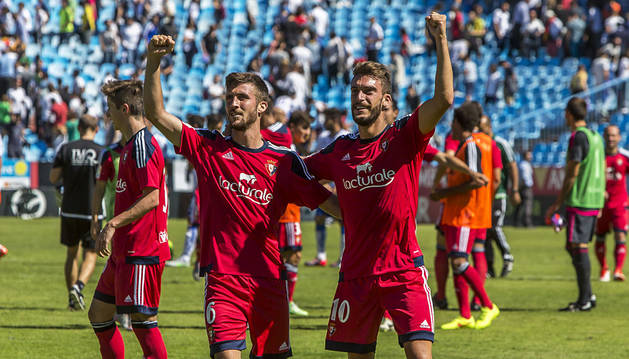 Zaragoza-Osasuna (0-1)