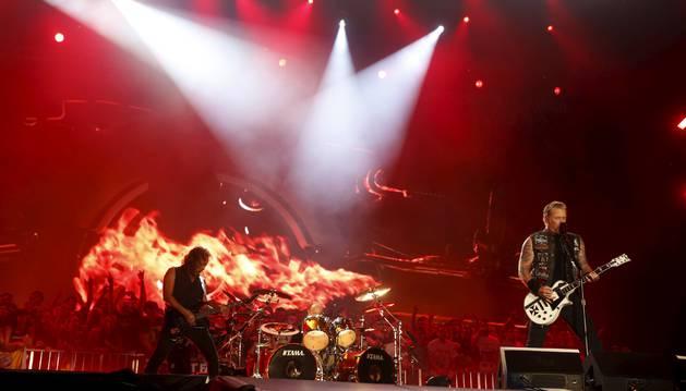 Metallica une su nombre al del 'Rock in Río'