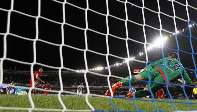 La Real Sociedad no termina de arrancar (2-3)