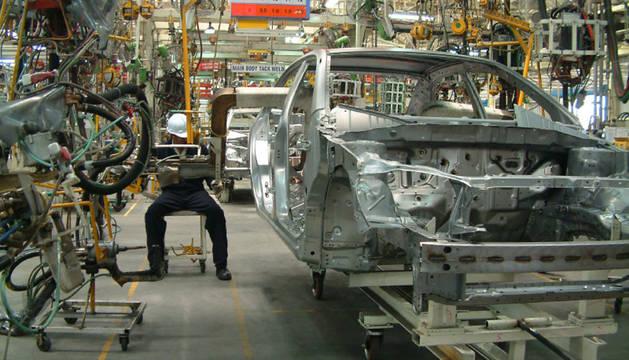 El Clúster de Automoción de Navarra agrupa a 10 empresas