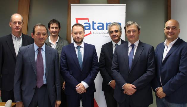 Nueva Junta Directiva de ATANA