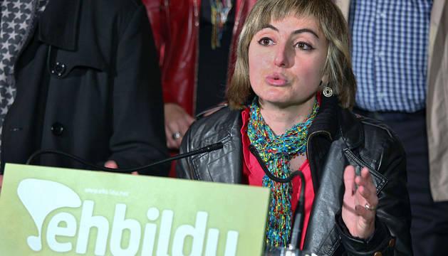 Maite Iturre (EH Bildu), nueva presidenta de Cederna Garalur