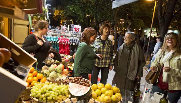 Los comercios del Ensanche preparan su noche más japonesa