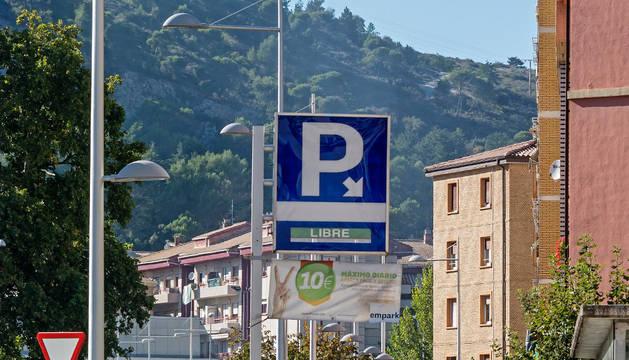 El parking subterráneo, que exigirá amortización hasta 2035.