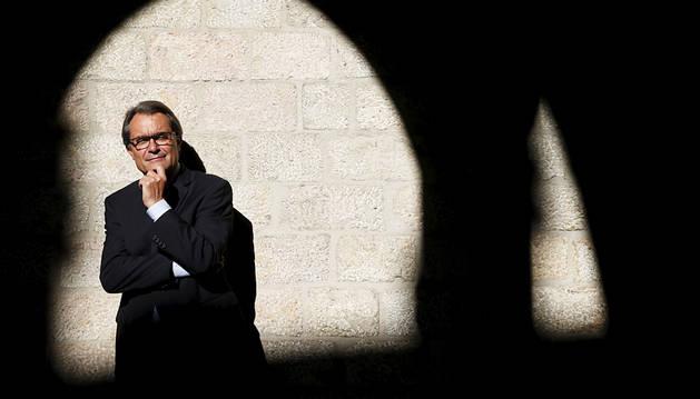 Mas cree que las amenazas de Rajoy y la banca fortalecen a los secesionistas