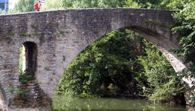 Puente de la Magdalena.