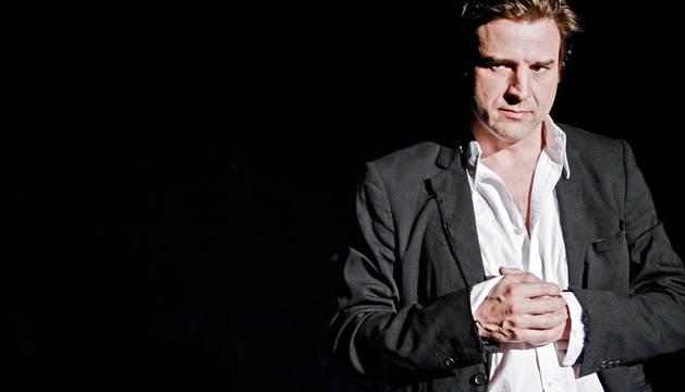 El actor Alberto San Juan abrirá el ciclo de teatro de Cintruénigo.