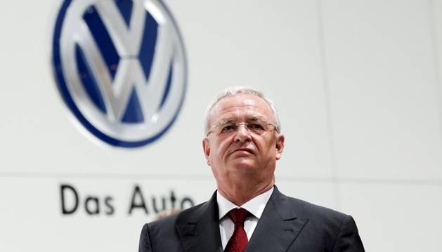 Dimite el presidente de VW tras el escándalo de manipulación en EE UU