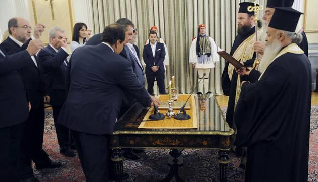 El segundo Gobierno de Tsipras abre una nueva etapa de reformas