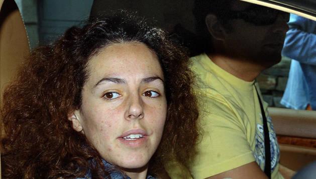Rocío Carrasco y su futuro marido Fidel Albiac.