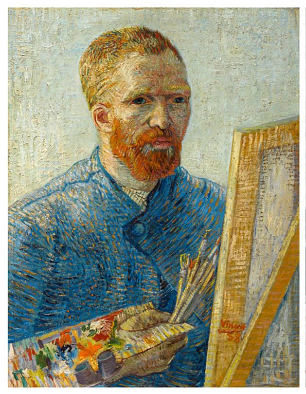 Munch y Van Gogh se dan la mano en Amsterdam