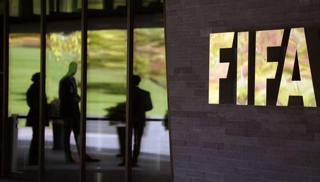 Sede de la FIFA en Ginebra.