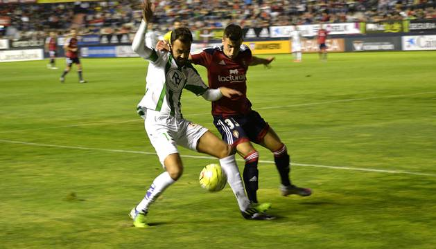 Osasuna 0-0 Córdoba