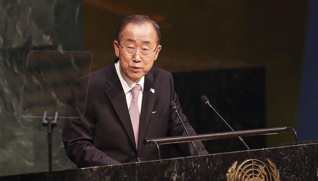 La ONU aprueba su plan más ambicioso para impulsar el desarrollo