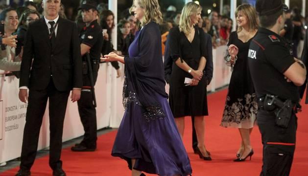 Emily Watson, Premio Donostia 2015.
