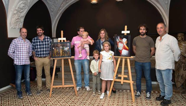 Iñaki Cornago gana el concurso de fotografía de las fiestas de Tudela