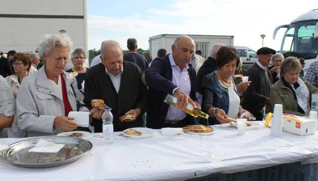 INTIA, premio Gastronomía Navarra de Cintruénigo