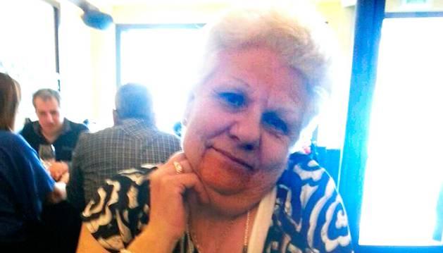 Rosi Jiménez, de 69 años.
