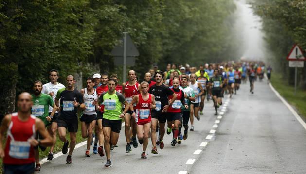 La X Roncesvalles-Zubiri completó su cupo: 1.200 inscritos.