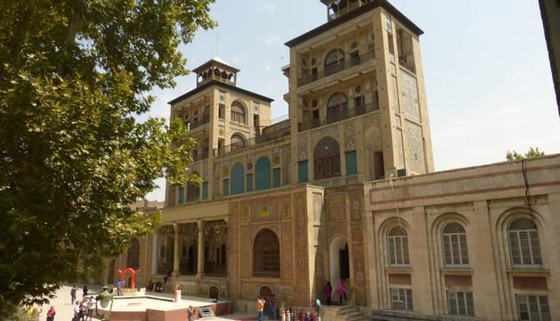 El fabuloso tesoro de los reyes persas se encuentra en Teherán