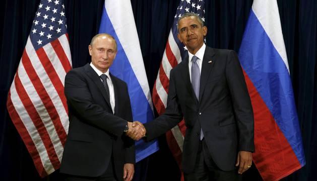 Obama y Putin certifican en la ONU sus profundas diferencias sobre Siria