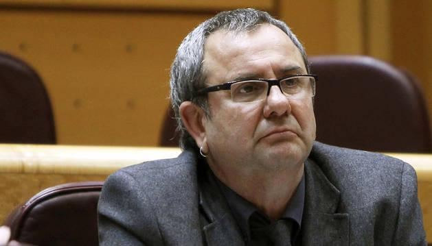 El Supremo investigará a un senador de Amaiur por su relación con ETA