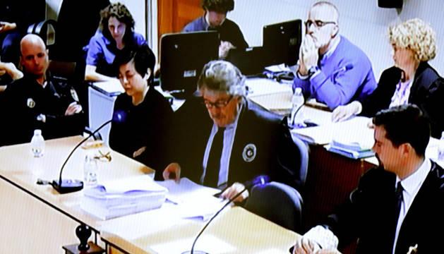 El jurado no limita la retransmisión del juicio por la muerte de Asunta