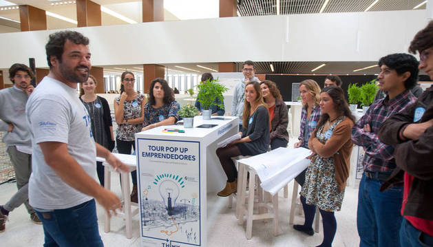Pop Up Emprendedores Navarra