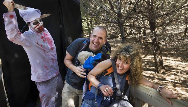 Sendaviva programa cinco fines de semana de terror