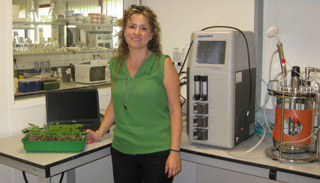 Nora Alonso, directora general de Iden Biotechnology