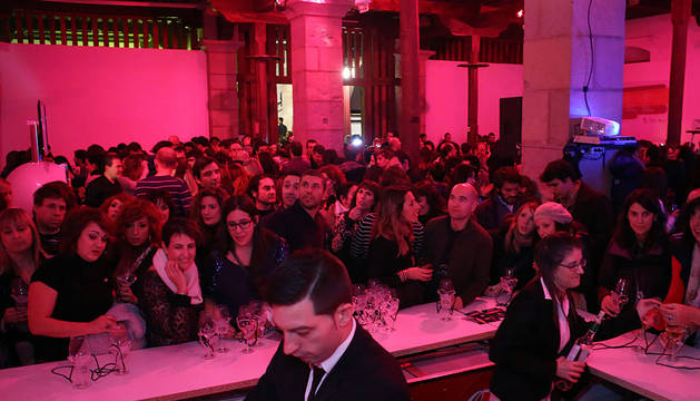 Edición de la Noche del Vino de 2013.