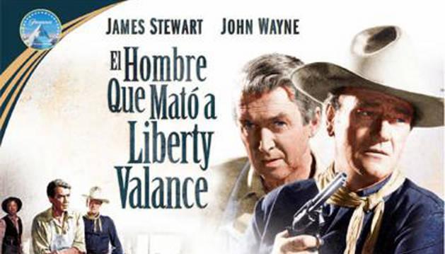 Se prepara remake de 'El hombre que mató a Liberty Valance'