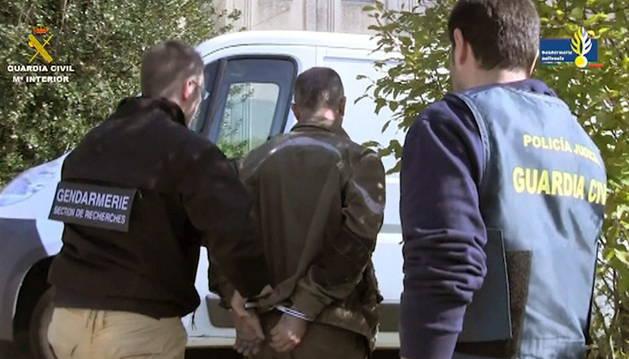 DETENIDO EN FRANCIA EL PRESUNTO AUTOR DE LA MUERTE DE EVA BLANCO EN 1997