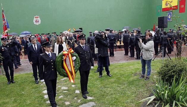 Cosidó defiende la cooperación entre las policías nacionales y navarras
