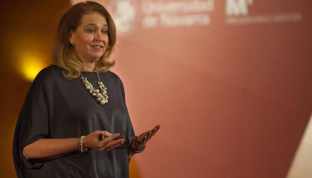 La directora de Linkedln ha inaugurado los Másteres de la UNAV en Madrid.