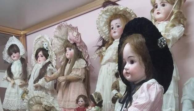 Museo de Muñecas Antiguas de Ayamonte.