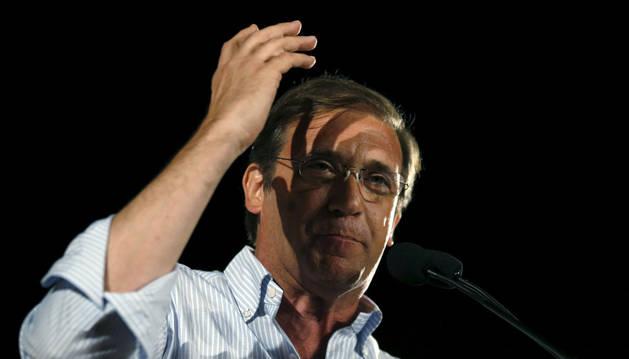 Cavaco Silva, ante el dilema de encargar un gobierno en minoría.