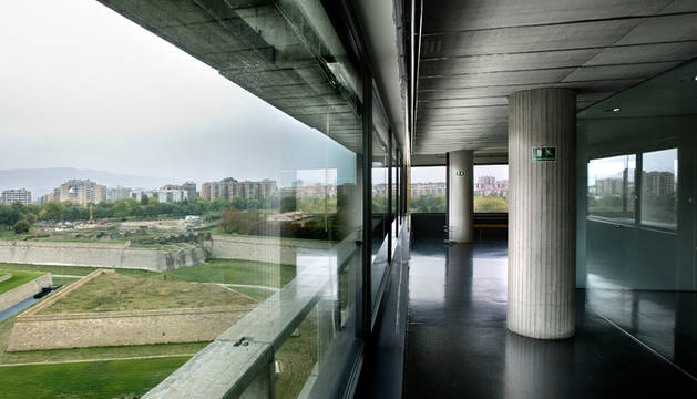 Sede del Colegio de Arquitectos de Navarra.